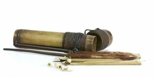 Senjata Tradisional Spuk