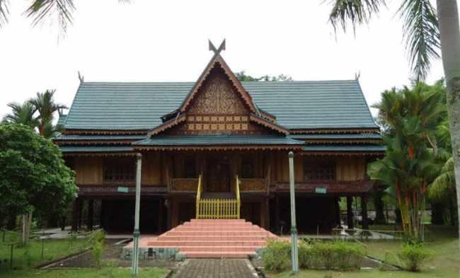 Gambar Rumah Kajang Leko