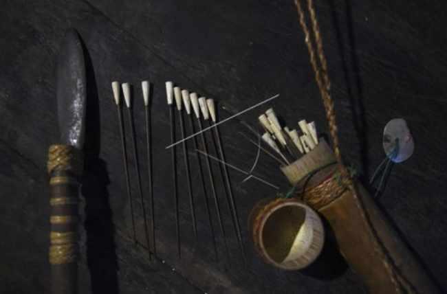 Senjata Tradisional Kalimantan Tengah
