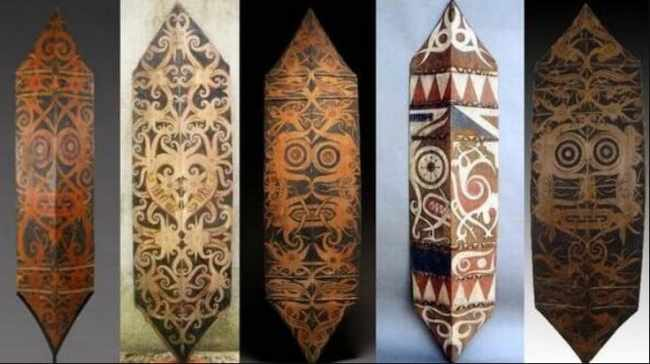 Senjata Tradisional Telawang