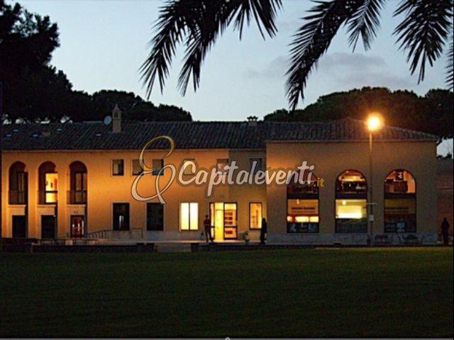 Casa del Jazz Roma eventi e feste private a Roma