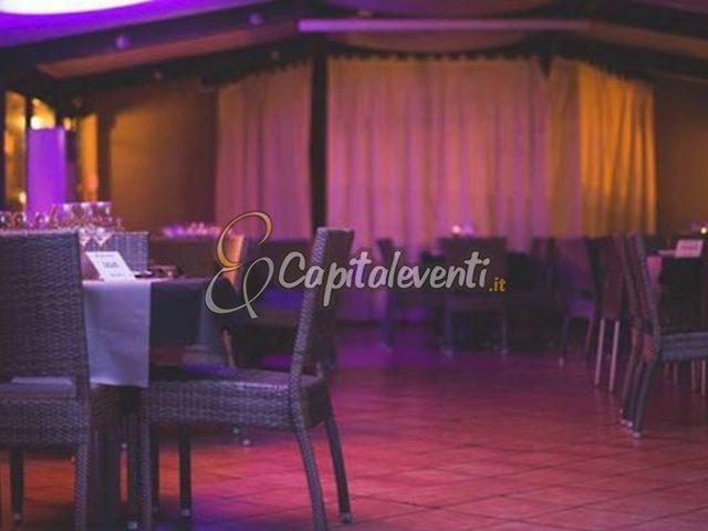 Terrazza Barberini Roma feste private