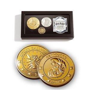 monete da collezione harry potter