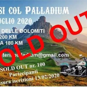 4 passi col Palladium 2020