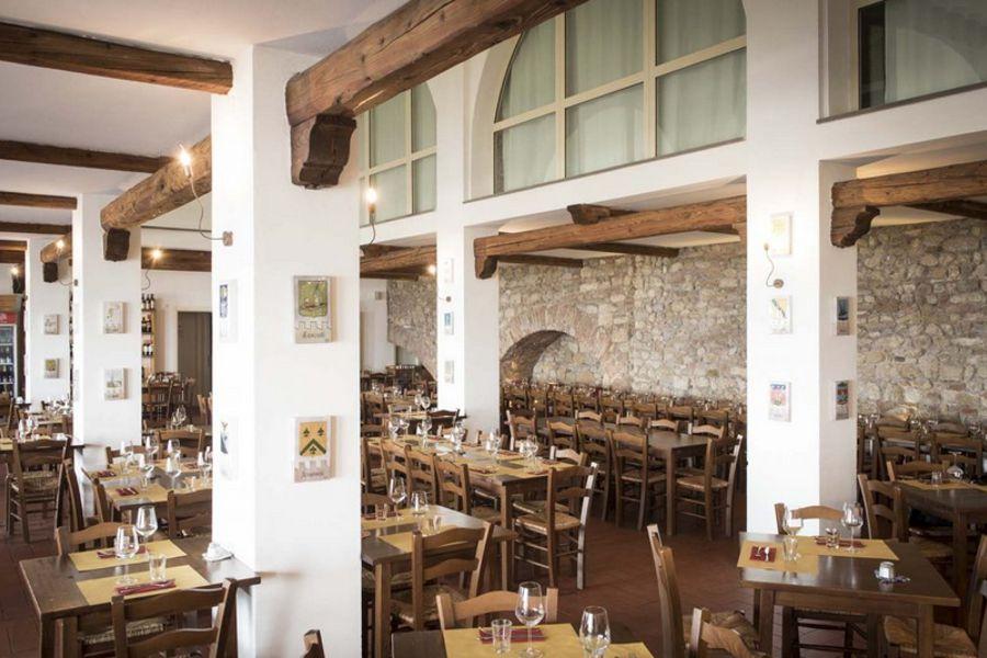 Osteria Enoteca C De B a Bertinoro  Segnalata da Romagna a Tavola
