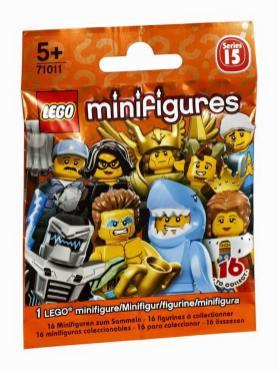 LEGO® Minifigure collezionabili serie 15