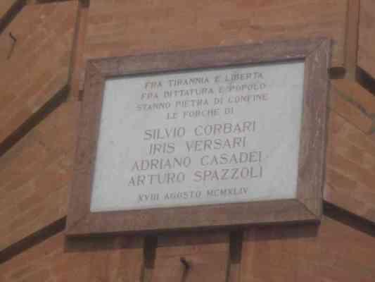 Banda Corbari Palazzo Comunale