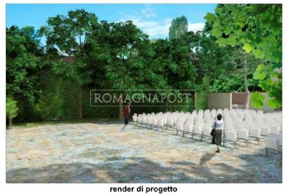 Come sarà la nuova Arena Borghesi di Faenza. Conad: «Manterrà intatta la sua identità»