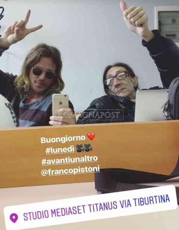 """FRANCO PISTONI ALIAS """"LO IETTATORE"""" UNA VITA TRA CINEMA, TEATRO E TELEVISIONE - Intervista di Rosetta Savelli"""