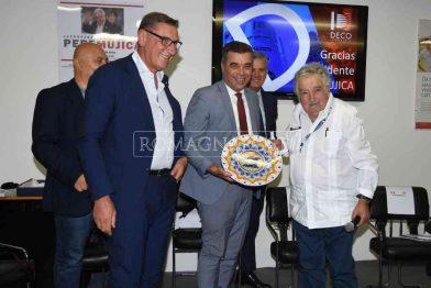 Pepe Mujica alla DECO60 30-08-18