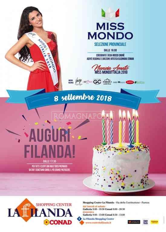 Buon Compleanno Filanda Romagna Post
