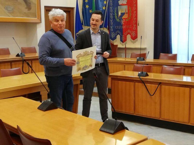 Salvataggio, Emilio Zoffoli e Giovanni Zavalloni premiati ...
