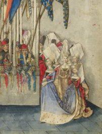 Exposition Tour Jean Sans Peur La Mode au Moyen Âge