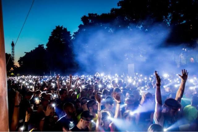 Energizer Night Run Paris #ENRPARIS2015