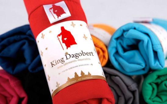 Collection Boxers King Dagobert