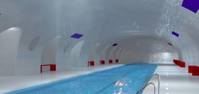 esquisses des stations fantômes de demain - Crédits photos : Oxo architectes + Laisné Architecte