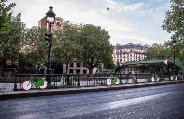 Pop My Bike - Paris