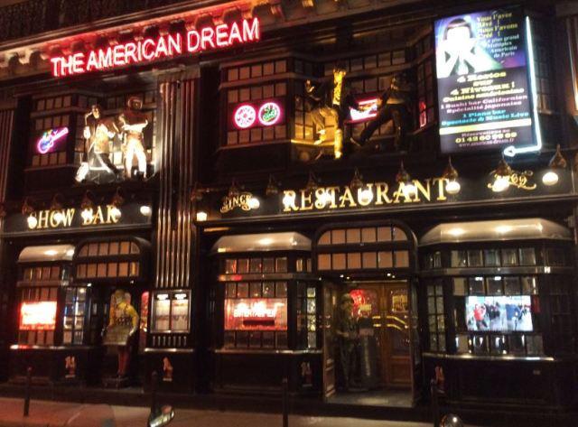 American Dream Paris Coffee