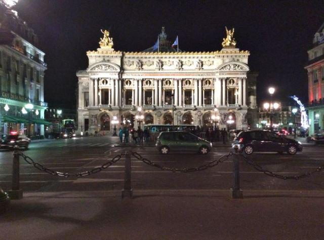Paris by Night Opera Garnier
