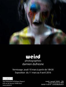 Weird photographies Damien Dufresne