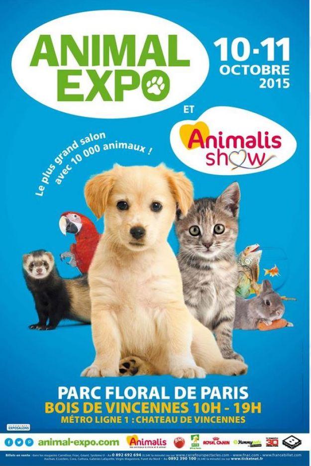 Animal Expo Animalis Show 2015