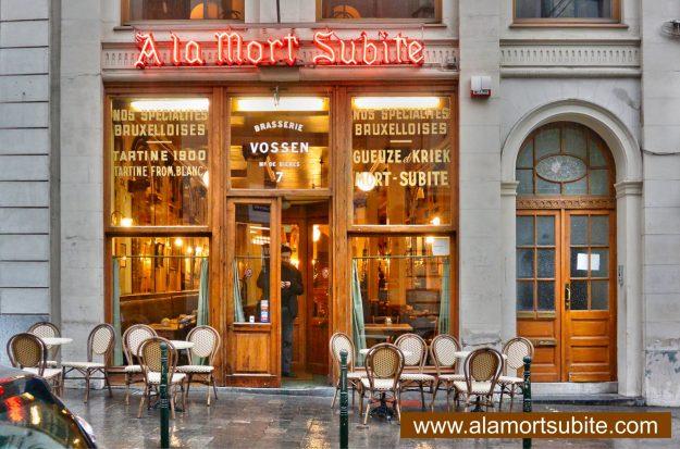 Bar A la Mort Subite Bruxelles