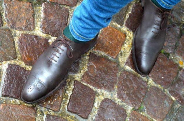 Bexley chaussures de ville Richelieu
