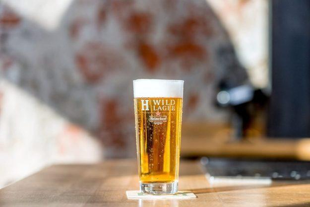 Bière Heineken H71 Wild Lager