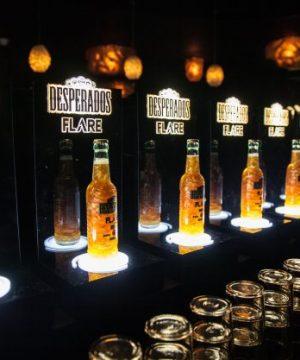 Biere Desperados Flare