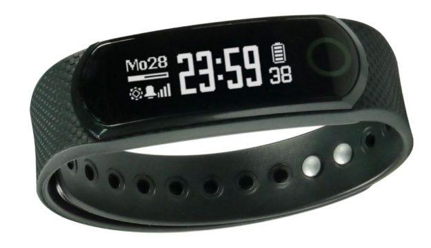 Bracelet connecté tactile Tracky essentielb