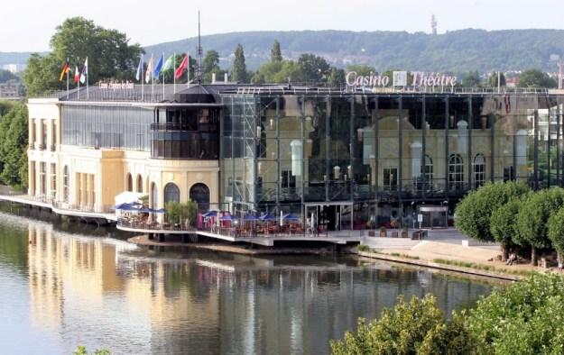 Casino Théâtre Enghien Les Bains