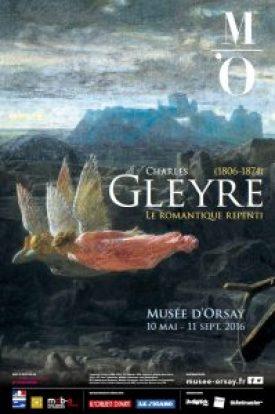 Charles Gleyre La romantique repenti Musée d'Orsay Paris