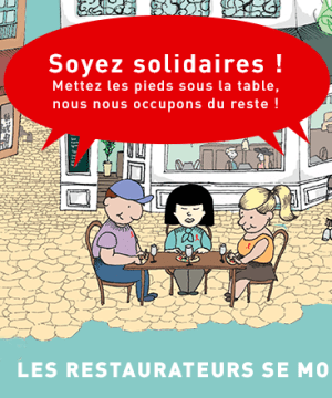 Chefs Solidaires Sidaction