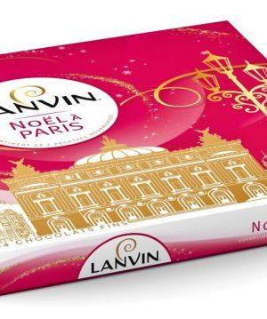 Chocolats LANVIN Noël à Paris