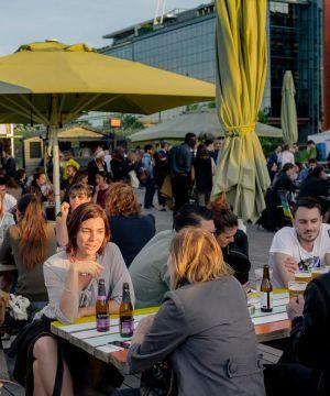Cité de la Mode Paris Bar le Nuba Soirées Perchées Cidres de France