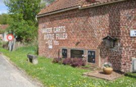 Couin Mémorial animaux morts pedants la première Guerre Mondiale -Photo TerresetTerritoires.com