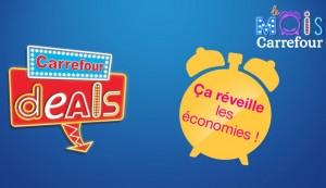 Deals Le mois Carrefour