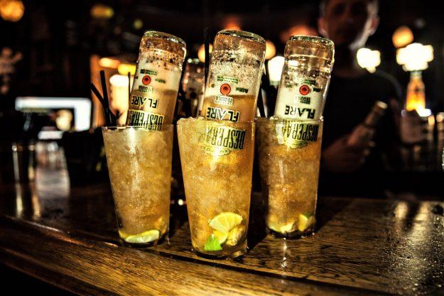 Desperados Flate Montana Paris Bar