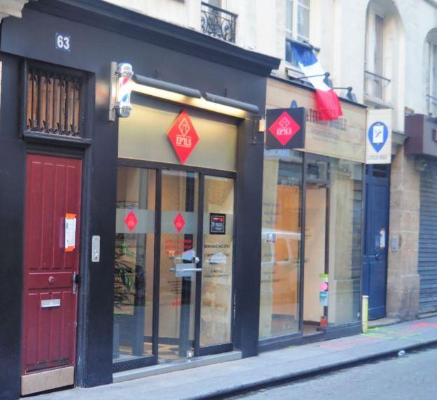 EP'ILS 63 rue Greneta Paris 75003