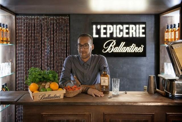 Abderrahim El Asfar, Barman mixologue