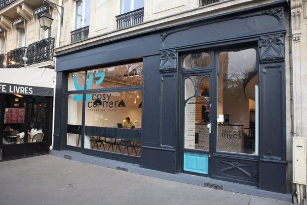 Espace coworking Châtelet Paris Cosy Corner