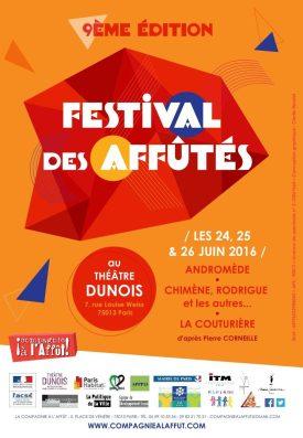 Festival des Affûtés 9ème édition 2016
