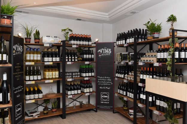Cave à vins Paris