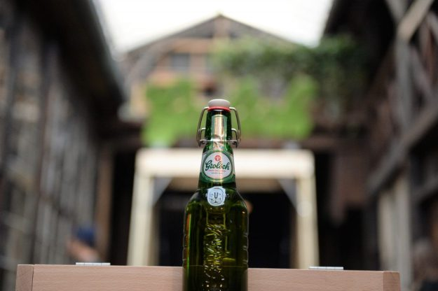Grolsch bière hollandaise Photo ©conceptory2017