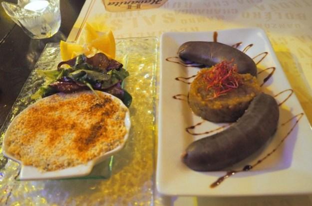 Havanita Café Paris Petit boudin créole crabe farci saveur caraïbes