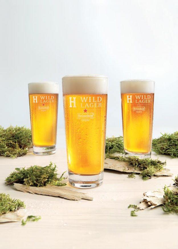 Heineken bière Wild Lager H71