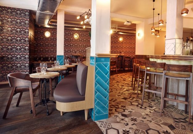 ISTR Bar Restaurant Paris