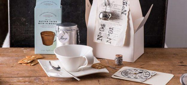 Plaisir du café Tasse porcelaine service à café