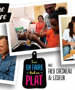 La Cuisine Populaire par Fred Chesneau et Lesieur