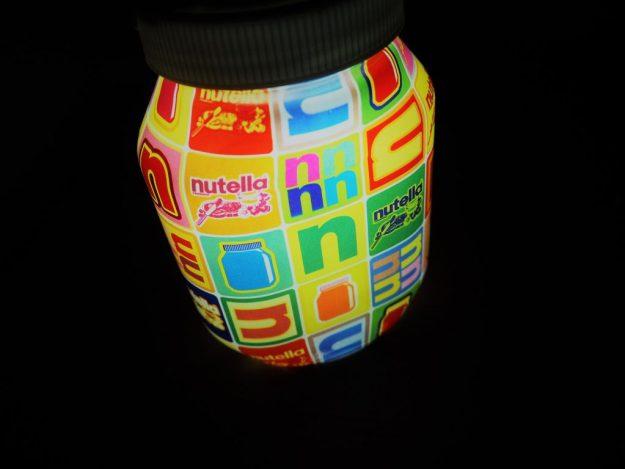 Bon plan cadeau gratuit Lampe tactile Nutella